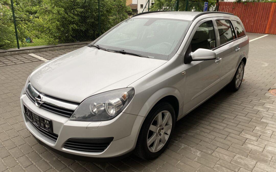 Opel Astra 1.8 92 kW,Servisní knížka,Nové rozvody
