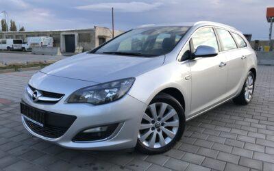 Opel Astra 1.7 CDTi 81kW MT6 2012