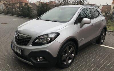 Opel Mokka 1.7 CDTi 96kW AT6 Stříbrná